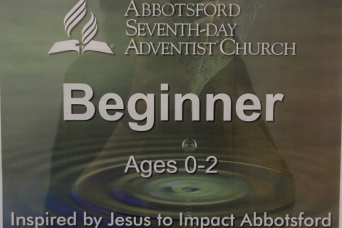 graphics saying:  Beginner, ages 0-2