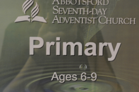 "graphic saying ""Primary"" ages 6-9"